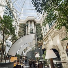 Radisson Blu Royal Hotel Brussels интерьер отеля