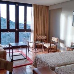Отель Parador De Sos Del Rey Catolico 4* Улучшенный номер