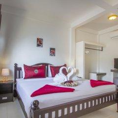 Отель Crystal Bay Beach Resort 3* Номер категории Эконом с различными типами кроватей