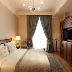 Pera Palace Hotel 5* Люкс Piere Loti с различными типами кроватей фото 3