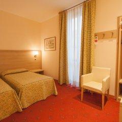 Hotel Laurentia 3* Стандартный номер с различными типами кроватей фото 5
