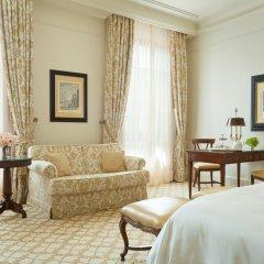 Four Seasons Hotel Firenze 5* Номер Делюкс с различными типами кроватей