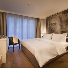 Отель Design Neruda 4* Стандартный номер с различными типами кроватей фото 11