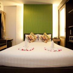 Chill Patong Hotel 3* Стандартный номер с различными типами кроватей