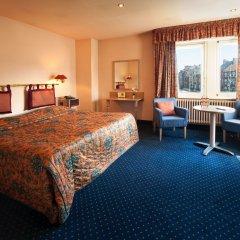 Отель Pannenhuis 3* Стандартный номер с двуспальной кроватью