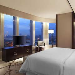 The Westin Pazhou Hotel Люкс с различными типами кроватей