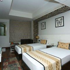 Hotel Uppal International 3* Стандартный номер с различными типами кроватей