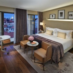 Отель Mandarin Oriental, Milan 5* Номер Mandarin с двуспальной кроватью
