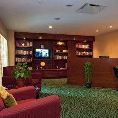 Отель Courtyard By Marriott Cancun Airport жилая площадь фото 3