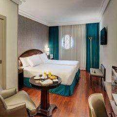 Sercotel Gran Hotel Conde Duque 4* Стандартный номер с двуспальной кроватью