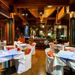 Отель Baan Yin Dee Boutique Resort ресторан фото 2