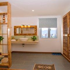 Rex Hotel and Apartment 3* Семейная студия с двуспальной кроватью
