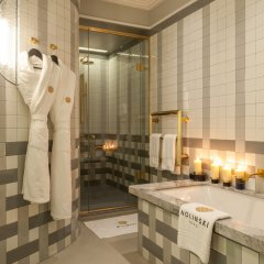 Отель Nolinski Paris Франция, Париж - 1 отзыв об отеле, цены и фото номеров - забронировать отель Nolinski Paris онлайн ванная