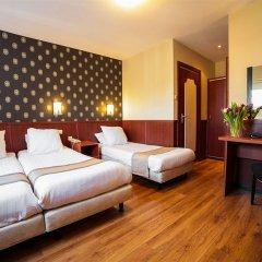 Hotel De Paris Amsterdam 3* Стандартный номер с различными типами кроватей фото 2