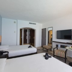 Отель Reflect Krystal Grand Cancun комната для гостей фото 5