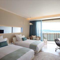 Отель Hilton Pattaya 5* Номер Делюкс с различными типами кроватей фото 3