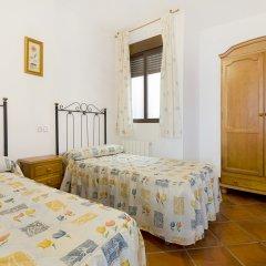 Отель Complejo Rural Huerta Nevada Апартаменты с различными типами кроватей