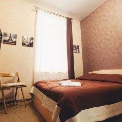 Гостиница Шале на Комсомольском 3* Стандартный номер с двуспальной кроватью фото 4