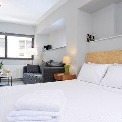 Апартаменты Live in Athens, short stay apartments Апартаменты с различными типами кроватей