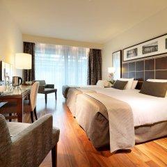 Отель Eurostars Berlin 5* Стандартный номер с двуспальной кроватью