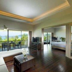 Отель Hilton Phuket Arcadia Resort and Spa 5* Люкс разные типы кроватей фото 2