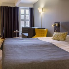 Отель Scandic Grand Marina 4* Улучшенный номер фото 5