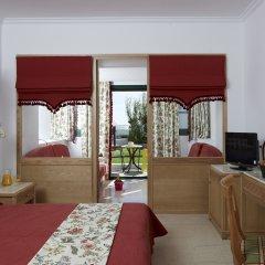 Отель Mitsis Rinela Beach Resort & Spa - All Inclusive 5* Стандартный семейный номер с различными типами кроватей