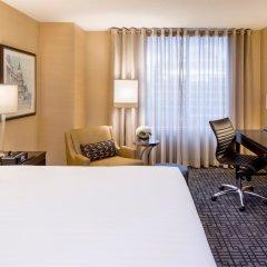 Отель Hyatt Regency Washington on Capitol Hill 4* Стандартный номер с различными типами кроватей