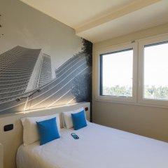 B&B Hotel Milano Cenisio Garibaldi Стандартный номер с различными типами кроватей