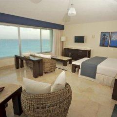Отель Grand Park Royal Luxury Resort Cancun Caribe Мексика, Канкун - 3 отзыва об отеле, цены и фото номеров - забронировать отель Grand Park Royal Luxury Resort Cancun Caribe онлайн фото 2