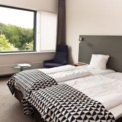 Отель Comwell Kolding 4* Улучшенный номер с различными типами кроватей