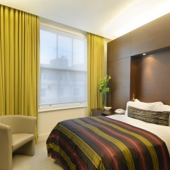 Отель The Park Grand London Paddington 4* Номер категории Эконом с различными типами кроватей