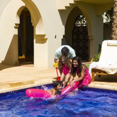 """Отель """"Luxury Villa in Four Seasons Resort, Sharm El Sheikh 4* Президентский люкс с различными типами кроватей"""