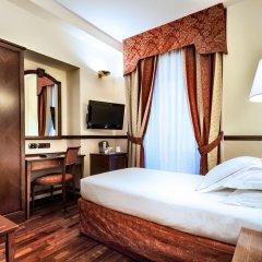 Отель Worldhotel Cristoforo Colombo 4* Стандартный номер с различными типами кроватей фото 16