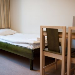 Отель Both Helsinki Номер Эконом с разными типами кроватей