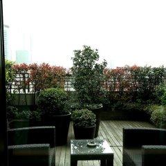 Отель Hyatt Centric Levent Istanbul вид из номера фото 2