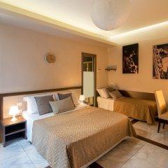 Отель Corso Grand Suite 4* Стандартный номер с различными типами кроватей