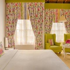 Отель Jetwing St.Andrews 4* Номер Делюкс с различными типами кроватей