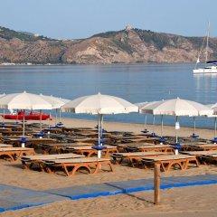 Отель VOI Baia di Tindari Resort пляж