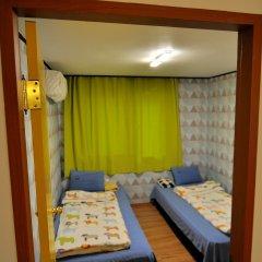 Отель Backpackers Inside Номер Делюкс с различными типами кроватей