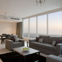 Nassima Tower Hotel Apartments 5* Апартаменты с 2 отдельными кроватями