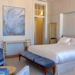 Отель Verride Palácio Santa Catarina 5* Люкс Премиум с различными типами кроватей