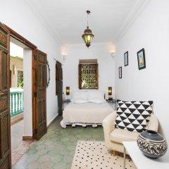 Отель Riad Villa Harmonie 4* Улучшенный номер
