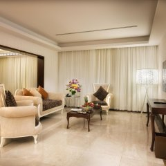 Ghaya Grand Hotel 5* Улучшенный люкс с различными типами кроватей