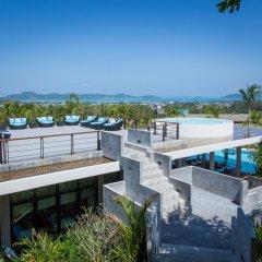 Отель Chalong Chalet Resort & Longstay гостиничный бар