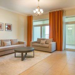 Отель Bespoke Residences - Shoreline Al Haseer комната для гостей фото 3