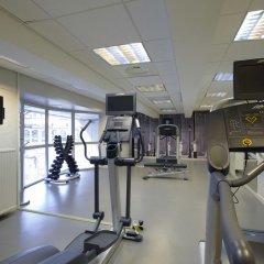 Отель Citadines Les Halles Paris фитнесс-зал