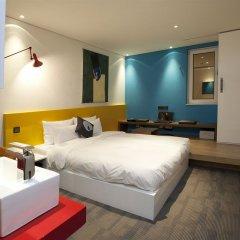 Hotel The Designers Samseong 3* Номер Делюкс с различными типами кроватей фото 7