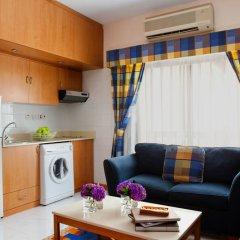 Golden Sands Hotel Apartments комната для гостей фото 15