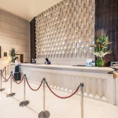 Отель Mercure Shanghai Royalton интерьер отеля